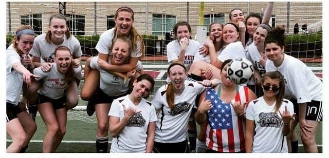 Women's Club Soccer | ... Girls Soccer